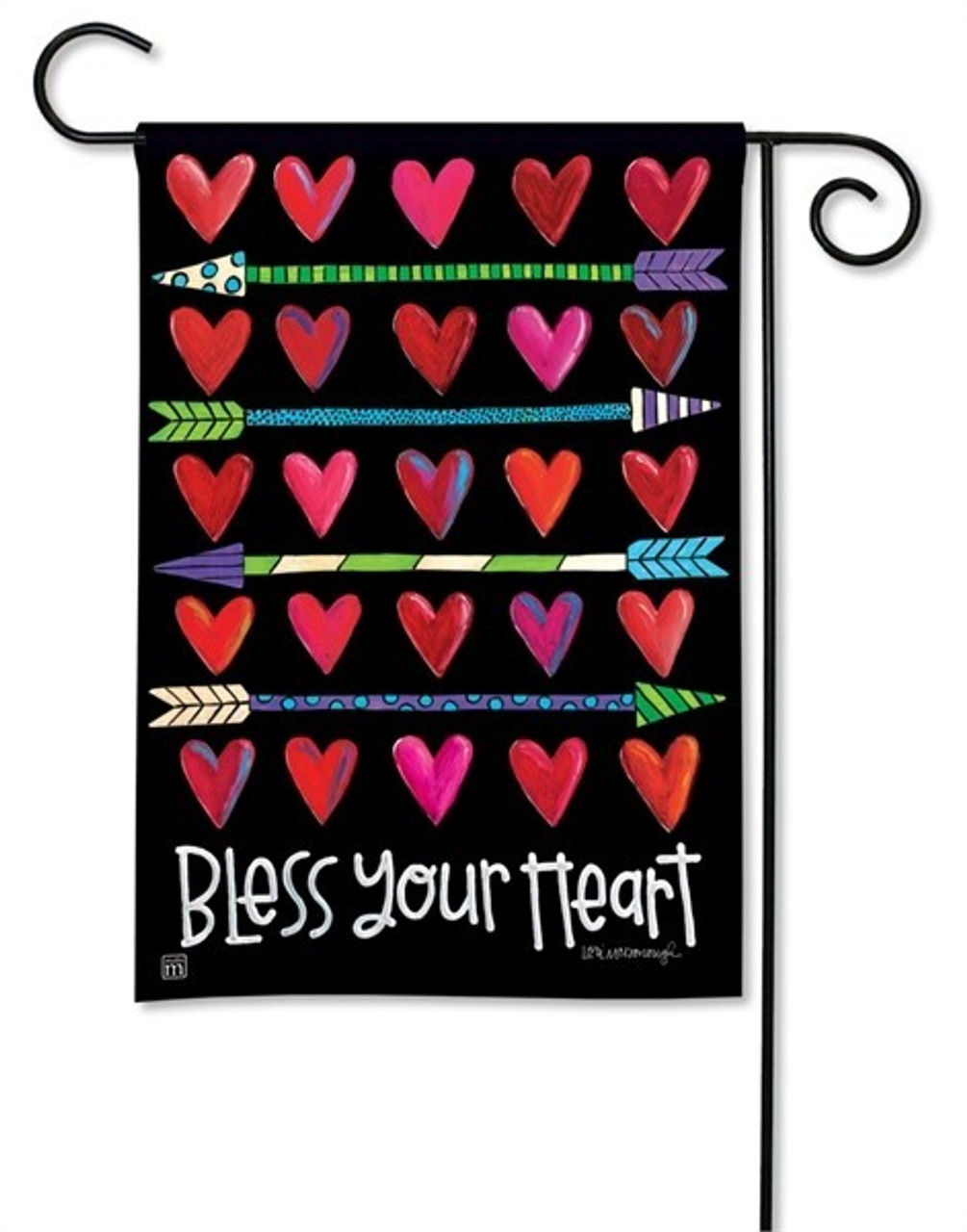 Attrayant Valentineu0027s Day Garden Flag   BreezeArt