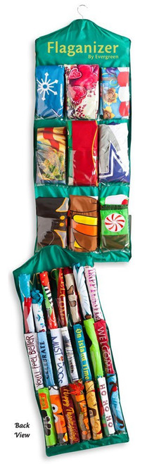 ... Flag Storage Bag ...  sc 1 st  Flags On A Stick & Flaganizer Flag Storage Bag - Evergreen