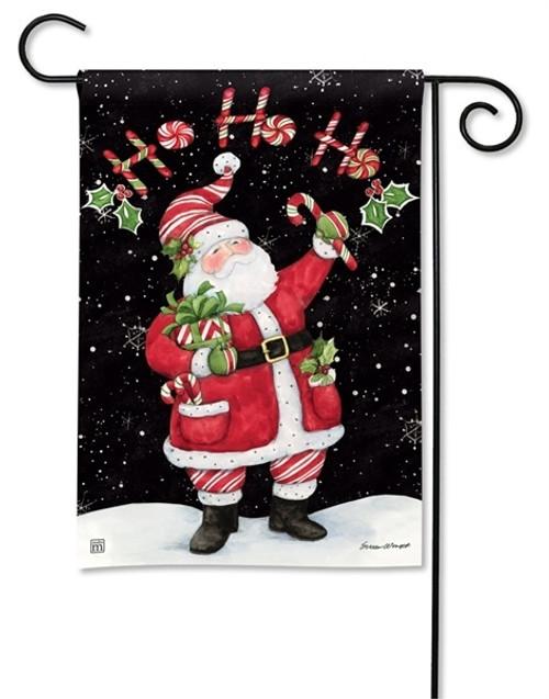 breezeart garden flag - Decorative Christmas Flags