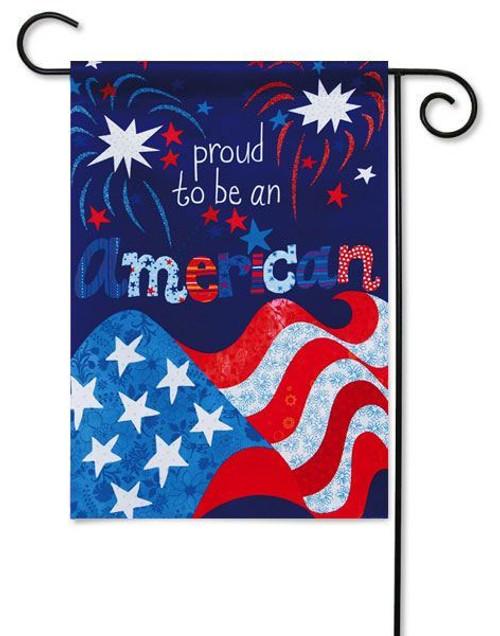 american garden flag. american garden flag