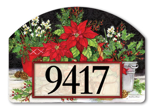 Yard designs home address signs for christmas for Christmas yard signs patterns