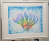 Psalm 66, Limited Edition Framed, by Moshe Tzvi Berger