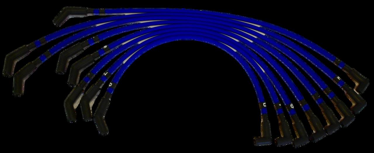 PowerSource Dodge SB 340 Spark Plug Wire Set OVC