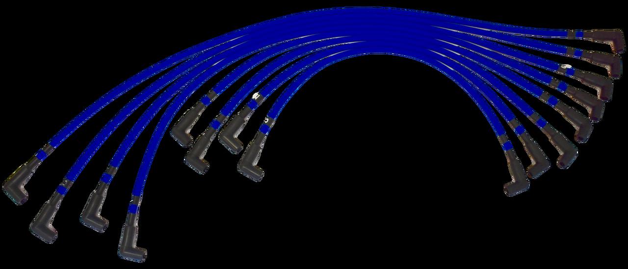 PowerSource Chevy SB Spark Plug Wire Set O U