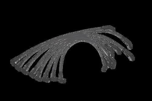 PowerSource Sleeveless Dodge 340 Small Block Spark Plug Wire Set OVC ...