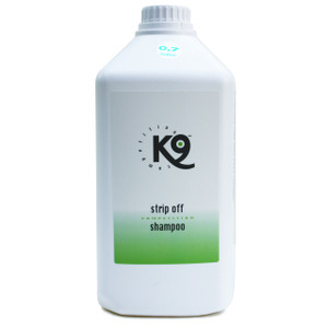 K9 Competition Strip Off Shampoo 2.7 Liter