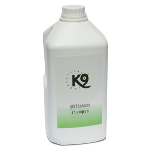 K9 Competition Whiteness Shampoo 2.7 Liter