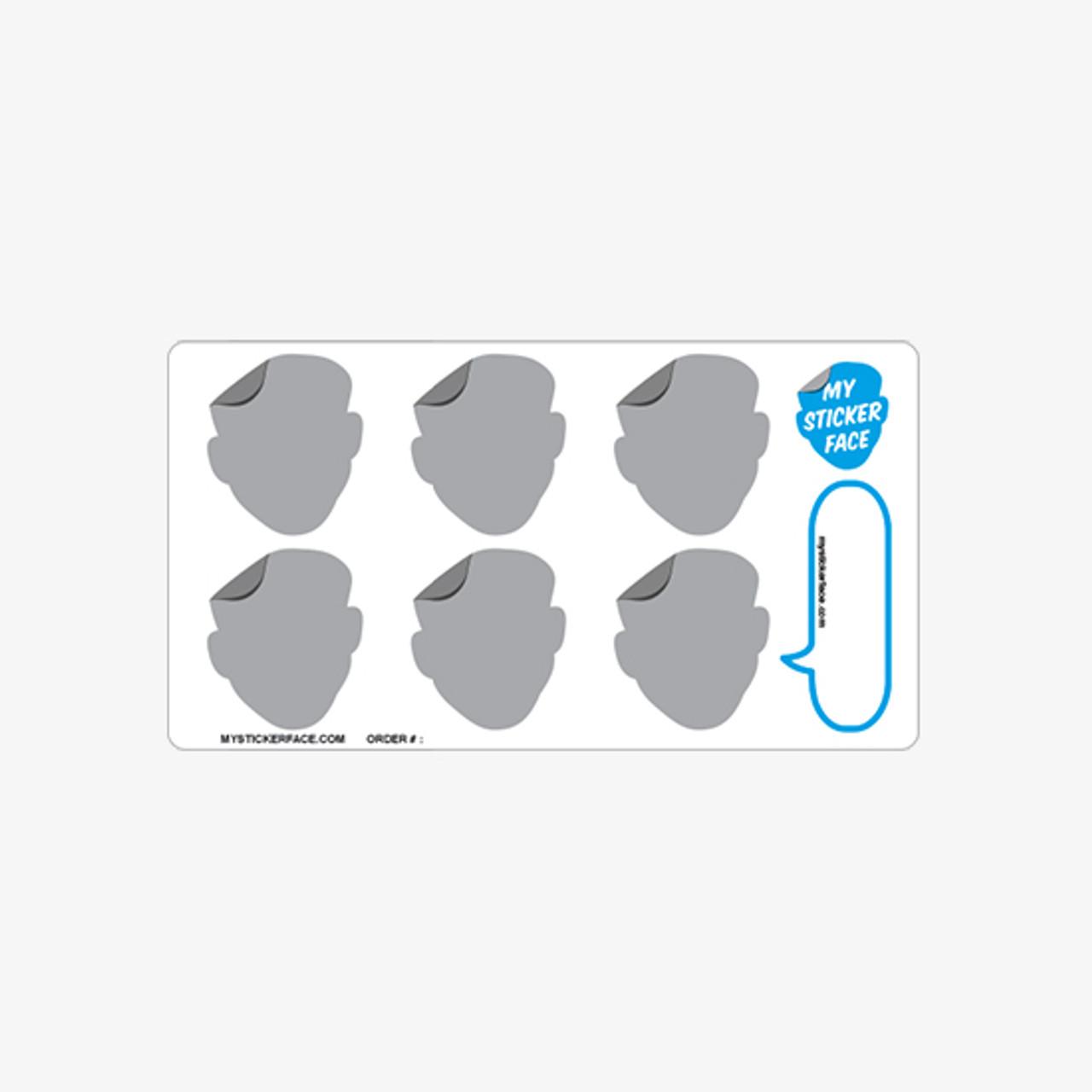 """1.75"""" Multi Sticker Sheet"""