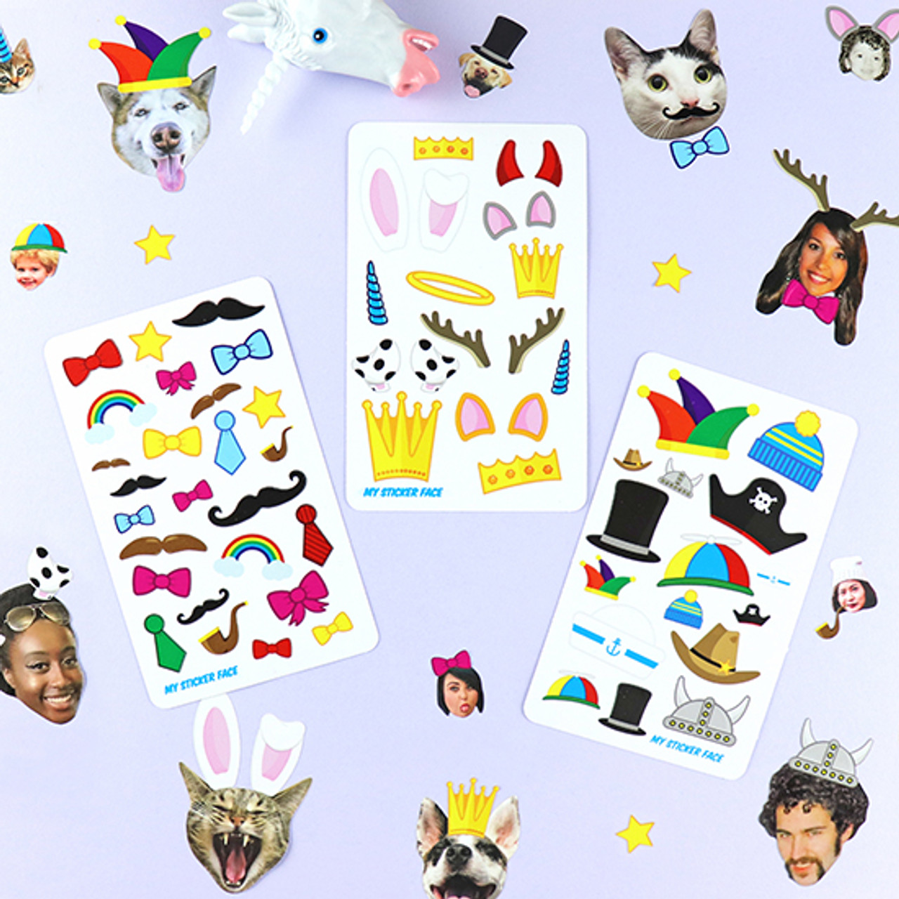 Accessory Sticker Pack