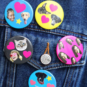 DIY Button Pack