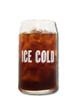 Soda Glass 16oz