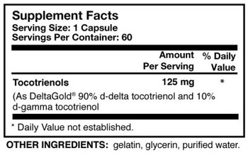 Researched Nutritionals, TocoPure (D&G)