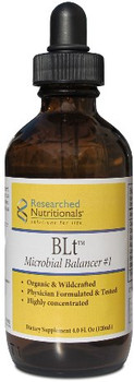 Researched Nutritionals, BLT Antimicrobial Support (4oz)