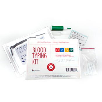 Original Home Blood-Typing Kit