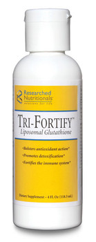 Researched Nutritionals, Tri-Fortify Original (GSH)