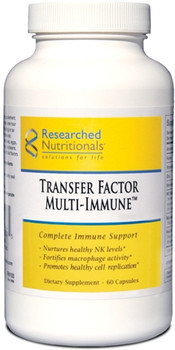 Researched Nutritionals, Transfer Factor Multi-Immune