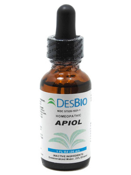 Deseret Biological, Apiol