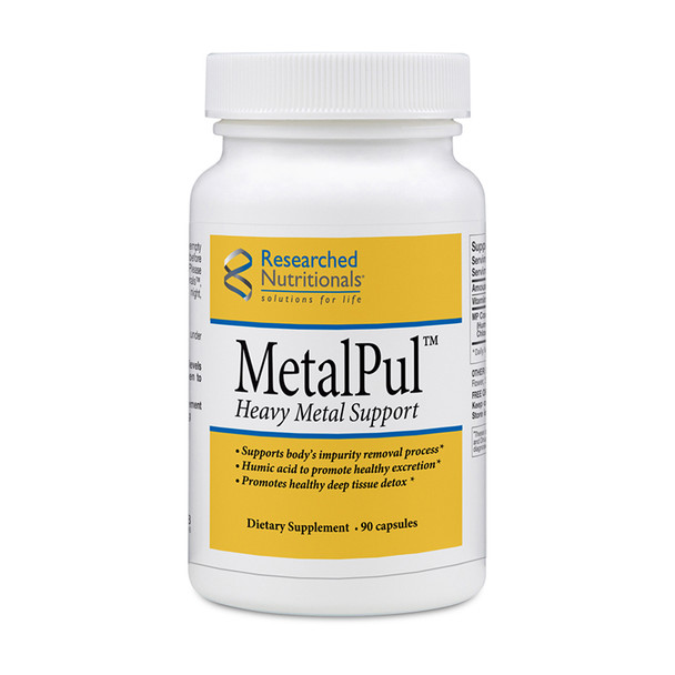 Researched Nutritionals, MetalPul (GMO-Free)