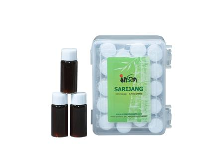 Insan, Sarijan (10ml x 20) Ultimate Detox
