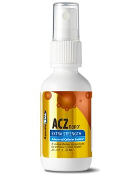 Results RNA, ACZ Nano Zeolite Extra Strength (2oz)