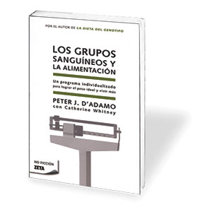D'Adamo Nutrition, Eat Right 4 Your Type (Spanish Edition) (Softcover)