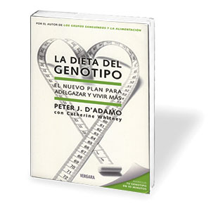 D'Adamo Nutrition, The GenoType Diet (Spanish Edition) (Softcover)
