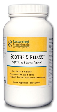 Researched Nutritionals, Soothe & Relaxx