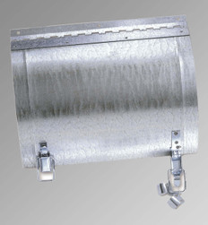 """Acudor 11W x 9H for 10"""" Dia Duct"""" RD-5090 Round Duct Access Door"""