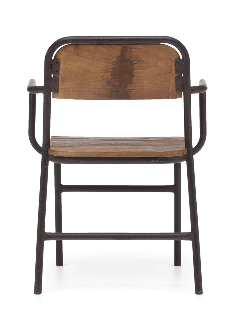 West Portal Chair Distressed Natural