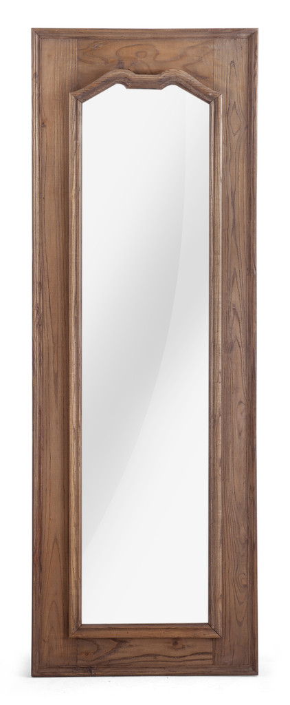 98306 Amherst Mirror Distressed Natural 816226027253 Bedroom Modern Distressed Natural Mirror by  Zuo Modern Kassa Mall Houston, Texas Best Design Furniture Store Serving Houston, The Woodlands, Katy, Sugar Land, Humble, Spring Branch and Conroe