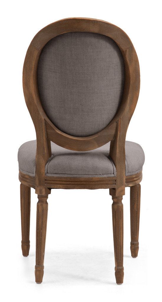 O'Farrell Chair Charcoal Gray