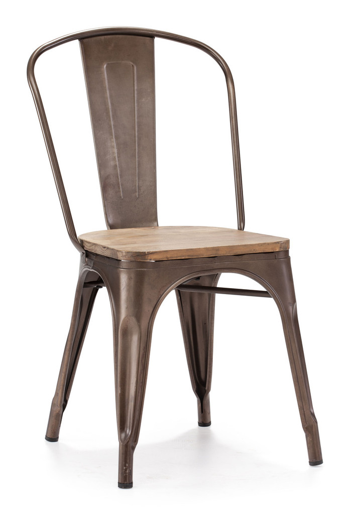 108144 Elio Chair Rustic Wood 816226023590 Seating Modern Rustic Wood Chair by  Zuo Modern Kassa Mall Houston, Texas Best Design Furniture Store Serving Houston, The Woodlands, Katy, Sugar Land, Humble, Spring Branch and Conroe