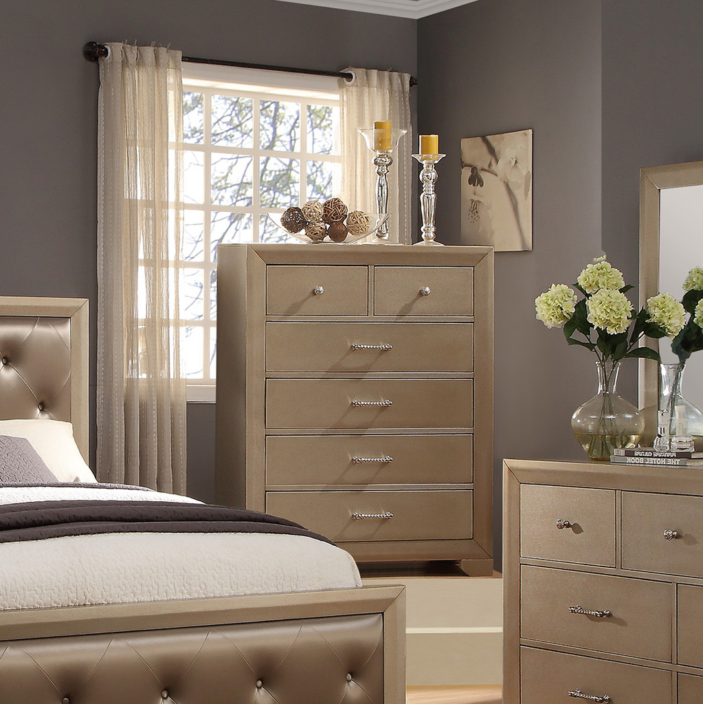 Fontaine Chest of Drawers-B1700-Ch