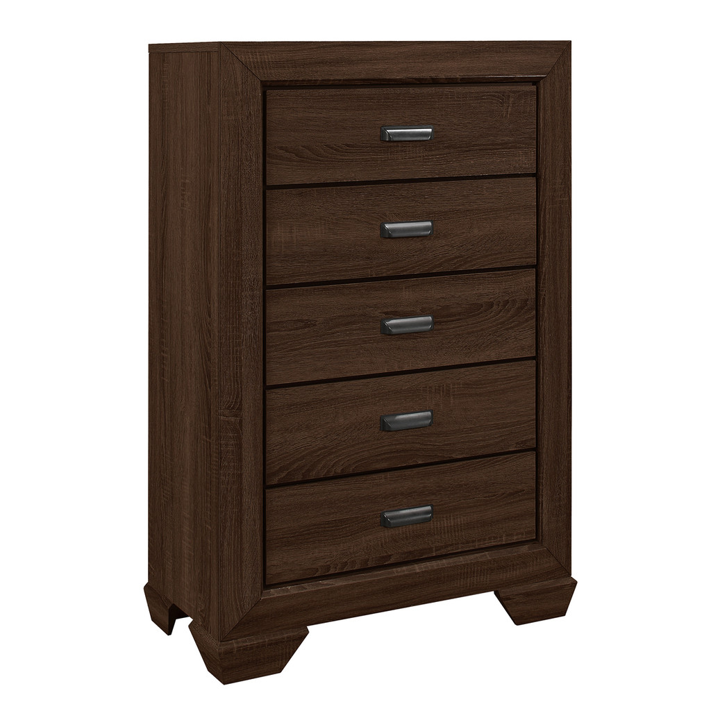 FARROW CHEST - CHOCOLATE-B5510/4