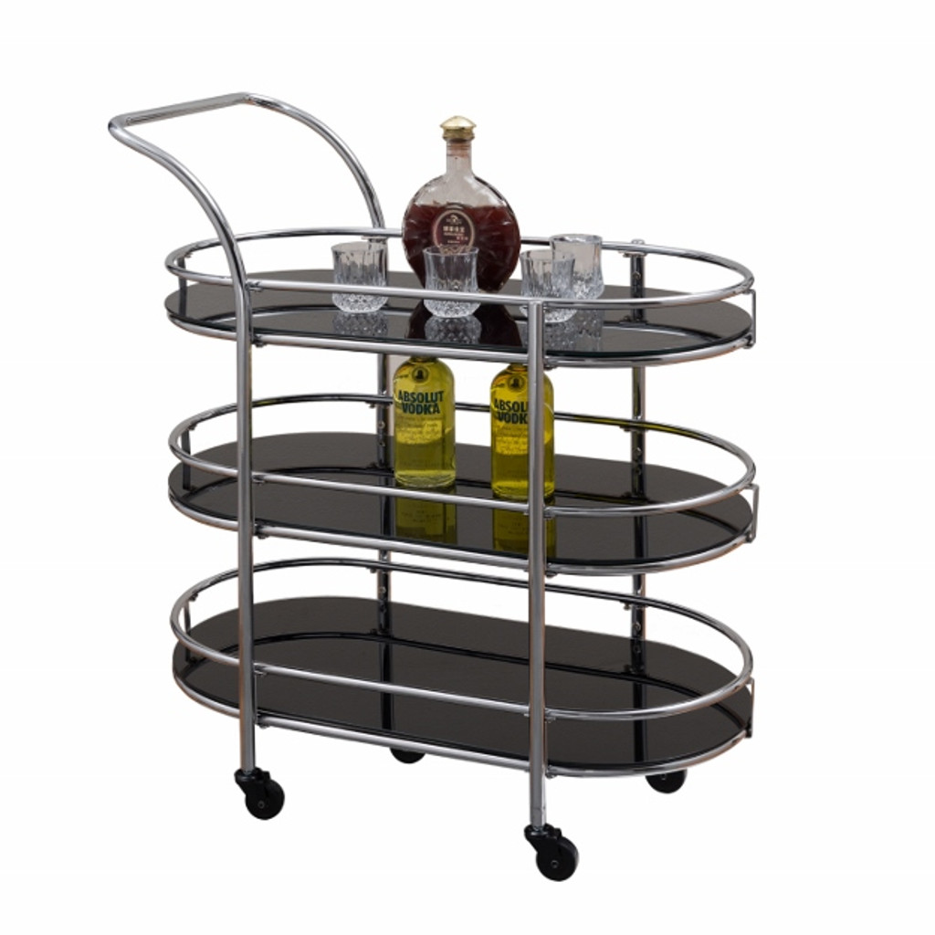ORBIT SERVING CART-1302