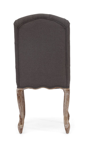Noe Valley Chair Charcoal Gray