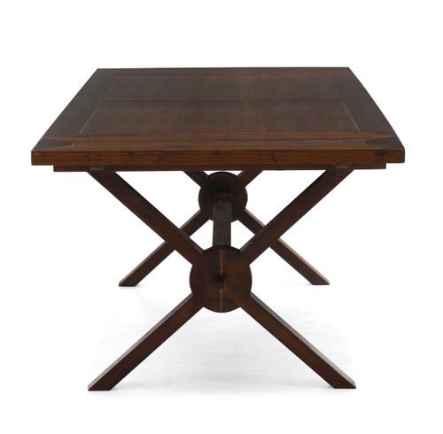 98161 Laurel Heights Table Distressed Natural 816226022456 Tables Modern Distressed Natural Table by  Zuo Modern Kassa Mall Houston, Texas Best Design Furniture Store Serving Houston, The Woodlands, Katy, Sugar Land, Humble, Spring Branch and Conroe