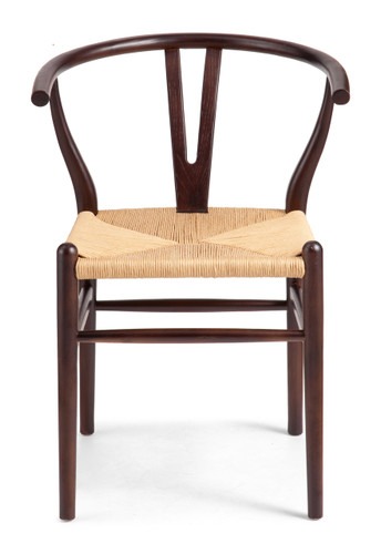 98286 Polk Chair Dark Walnut & Natural Wicker 816226027062 Seating Modern Dark Walnut & Natural Wicker Chair by  Zuo Modern Kassa Mall Houston, Texas Best Design Furniture Store Serving Houston, The Woodlands, Katy, Sugar Land, Humble, Spring Branch and Conroe