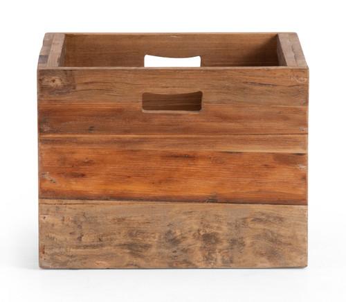 Custer Box Distressed Oak