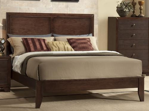 Silvia Bed (Headboard-Foot board-Rail)