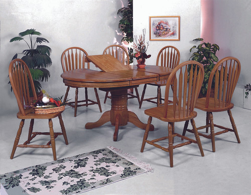 Butterfly Leaf Table Top 5 Piece Set