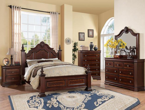 CHARLOTTE COLLECTION BED