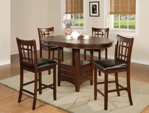 Hartwell Counter Height Table TOP 5 Piece Set