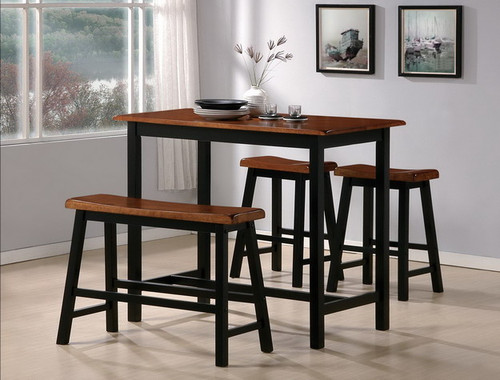 4PC TYLER COUNTER HEIGHT TABLE SET