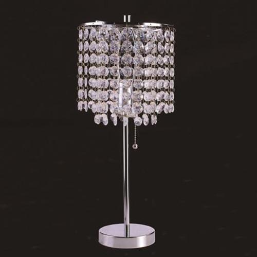 Aurora Chrome Table Lamp (SET OF 2)