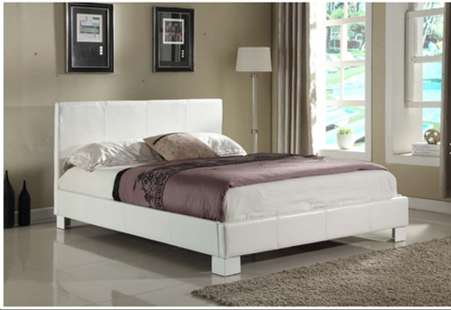 BROOKLYN PLATFORM BED FRAME AND  MATTRESS