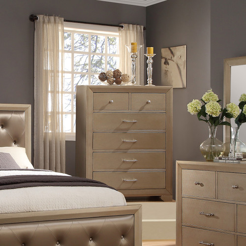 Fontaine Chest of Drawers