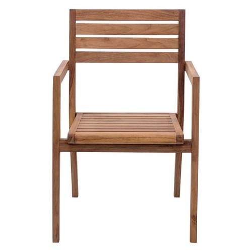 Nautical Dining Arm Chair Natural (Minimum Qty of 2)