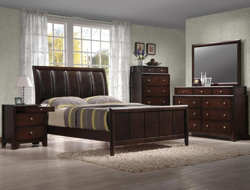 Rivoli-Torino Collection Complete Bedroom Set