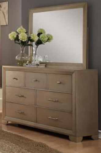 FONTAINE TUFTED COLLECTION BEDROOM SET